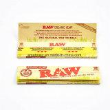 110mm 50 hojas de papel de rodadura de Raw del cáñamo sabor sabor a tabaco de papel de malezas con pantalla de verificación