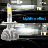 As peças de automóvel a Philips fazem na fábrica com luz do diodo emissor de luz ESCONDIDO da lâmpada 55W e do Aute