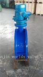 Электрическая сработанная двойная ая клапан-бабочка с Nylon диском картины (D941X-10/16)