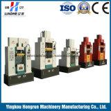 Maschine der hydraulischen Presse-100ton verwendet, wenn Metall aufbereitet wird
