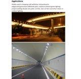 Alumínio energy-saving ao ar livre brilhante elevado luzes de inundação de 80 watts