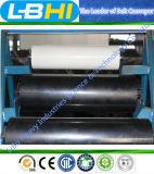 Ременный конвейер роликовый стальные ролики натяжных устройств для обработки материалов системы
