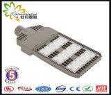 luz de rua do diodo emissor de luz do UL de RoHS TUV do Ce da garantia de 150W IP66 8years, lâmpada de rua do diodo emissor de luz, lâmpada da estrada do diodo emissor de luz, manufatura ao ar livre da iluminação
