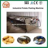 Промышленные картошка машины шелушения картошки и моющее машинаа моркови