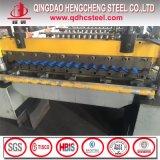 PPGI prepintado galvanizado que cubre la hoja de acero