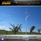 Het Zonne Hybride Systeem van de wind voor 50W het Systeem van de Verlichting