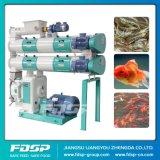 Máquina de moinho de péletes alimentos para peixes flutuantes