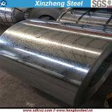Катушка цинка Dx51d+Z гальванизированная покровом сплавом стальная (G40 G60 G90)