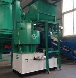 Riga macchina della pallina di legno di combustibile della biomassa