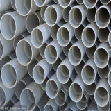 Tubo plástico, tubo de UPVC, tubo del PVC, tubo plástico, tubo químico