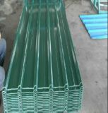 Metal ondulado de PPGI que telha a chapa de aço/folha revestida telhadura do zinco