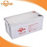 batterie solaire de cycle de 12V 200ah AGM de batterie de batterie profonde de gel