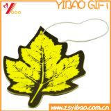 Freshener воздуха кленового листа бумажный для автомобиля (YB-AF-06)