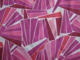 Oxford 420D 600D indéchirable tissu de polyester d'impression des feuilles