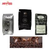 コーヒーかシードまたはナットまたは豆または軽食のパッキング機械