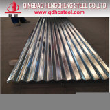 SGCC Dx52Dによって電流を通される鋼鉄亜鉛金属のGI波形シート