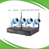 Cámara IP inalámbrica y Kit de NVR