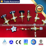 Nahtlose Edelstahl-Hochdrucksauerstoffbehälter mit Standard ISO9809