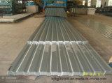 Les matériaux de construction Roofing Feuille Feuille de toiture en acier galvanisé