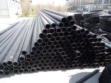Черный HDPE трубы для слива воды или питания
