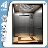 سرعة [1.0م/س] مع آلة غرفة مصعد أجزاء
