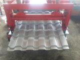 Roulis de tuile glacé par aluminium grand de matériau de construction formant la machine
