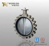 알루미늄 청동 러그 나비 벨브 (D7L1X-10/16)