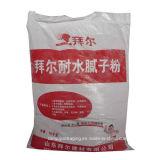 Sacchetto tessuto pp inferiore cucito per l'alimentazione del bestiame