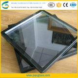 12mm+16UN+12mm Low-E double panneaux en verre trempé