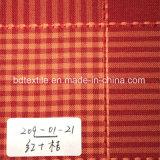 Berühmter Marken-Polyester-Schaftmaschine-Streifenminimatt-Gewebe