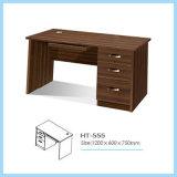 現代デザイン管理の机の木の家具の贅沢なオフィス表