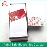 Branco do cartão 0.76mm do PVC do Inkjet