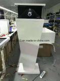 Total de Alta Definição de 32 polegadas LCD transparente vitrine para mostrar