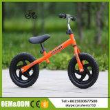 Bicicletta dell'equilibrio dei 12 di pollice del bambino di spinta bambini della bici