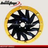 """4 """" - 7 """" абразивный диск чашки диаманта PCD для удаления покрытия"""