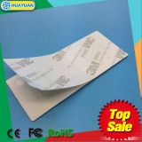 EM4550 de doble frecuencia inlay RFID etiqueta etiqueta para el suministro de la industria de gestión de China