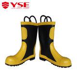 Китай Yse горячая продажа хорошего качества CE Apprval пожарных лесным пожарам ботинки для Пожарно спосательный