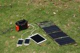 De openlucht Draagbare Uitrusting van de Krachtcentrale van het Systeem van de Macht van het Zonnepaneel Zonne