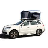 Tenda dura di campeggio della parte superiore del tetto dell'automobile delle coperture del campeggiatore esterno con la cremagliera