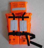 Морские спасательные жилеты пены Solas с светом и свистком