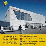 Multi tenda di alluminio livellata di evento per la fiera commerciale dell'automobile di Audi (HML)