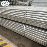 China Tyt Fornecedor de tubos de aço galvanizado médios quente