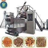 Linha da transformação de produtos alimentares do cão