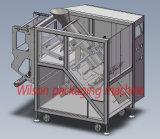 Máquina de empacotamento automática do parafuso concreto turco da ferragem