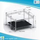 Aluminiumlightweight Durable Party Stage auf Sale Entertainment Stage