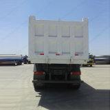 대형 트럭 Snotruck HOWO 371HP 팁 주는 사람 트럭 쓰레기꾼 트럭