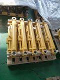 農業機械の米のコンバイン収穫機油圧オイルシリンダーのための小型水圧シリンダ