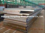 Placa de aço laminada a alta temperatura de grande resistência da baixa liga S355j2