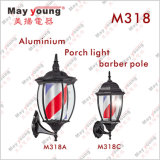 M338 Factory Supply Salon Equipment Barber Sign Pole