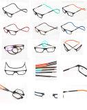 2016 Mais novo design Clic Rubber Soft Magnetic Reading Glasses Sp499005